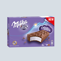 Milka Choco Snack 4x32g