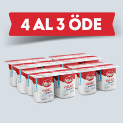4X100g Probiyotik Yoğurt Fırsat Seti (16x100g)